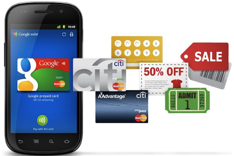 Google Wallet и Google Offers