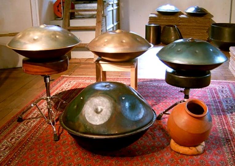 Ханг(hang, hang drum)