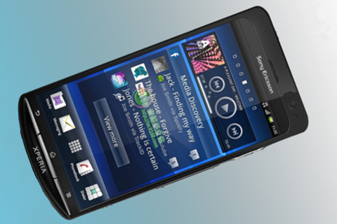 смартфон Sony Ericsson Duo