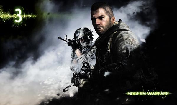 Modern Warfare 3 Survival