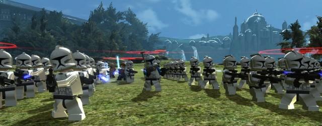 Человечки Лего Звездные Войны