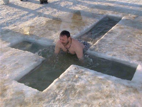 Крещение и целебные свойства воды
