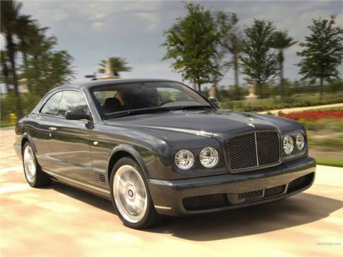 Bentley - Brooklands