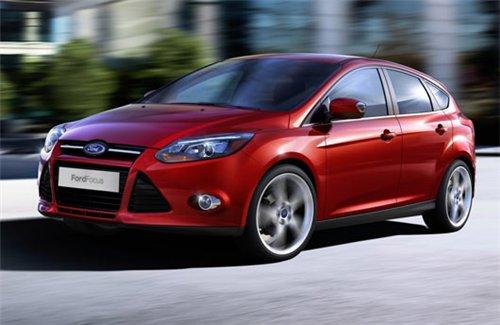 Ford показал новый Focus в Женеве
