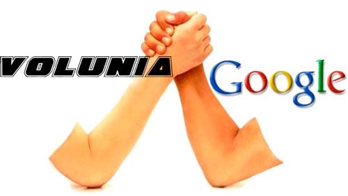 Volunia против Google