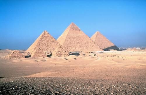 Секрет пирамиды